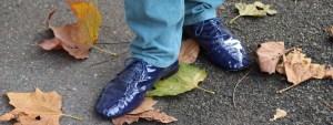 Emmanuel's cool shoes!