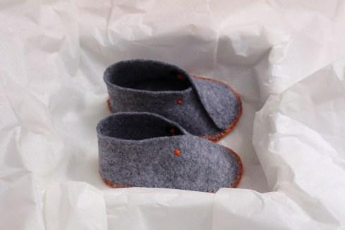 chaussons bébé 101