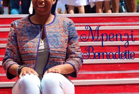 [Sawhili] Mpenzi Bernadette: (fr) Chère Bernadatte / (Eng) Dear Bernadette